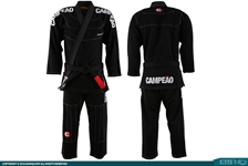 Today on BJJHQ Campeao Versao 1.0 Black Gi by Tatami - $99
